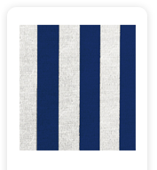 Neoprene Cover – Blue Stripes (COSNC-100-STRBlue)