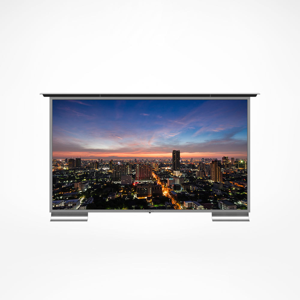 Real 4K smart outdoor TV with all the latest features and technology.